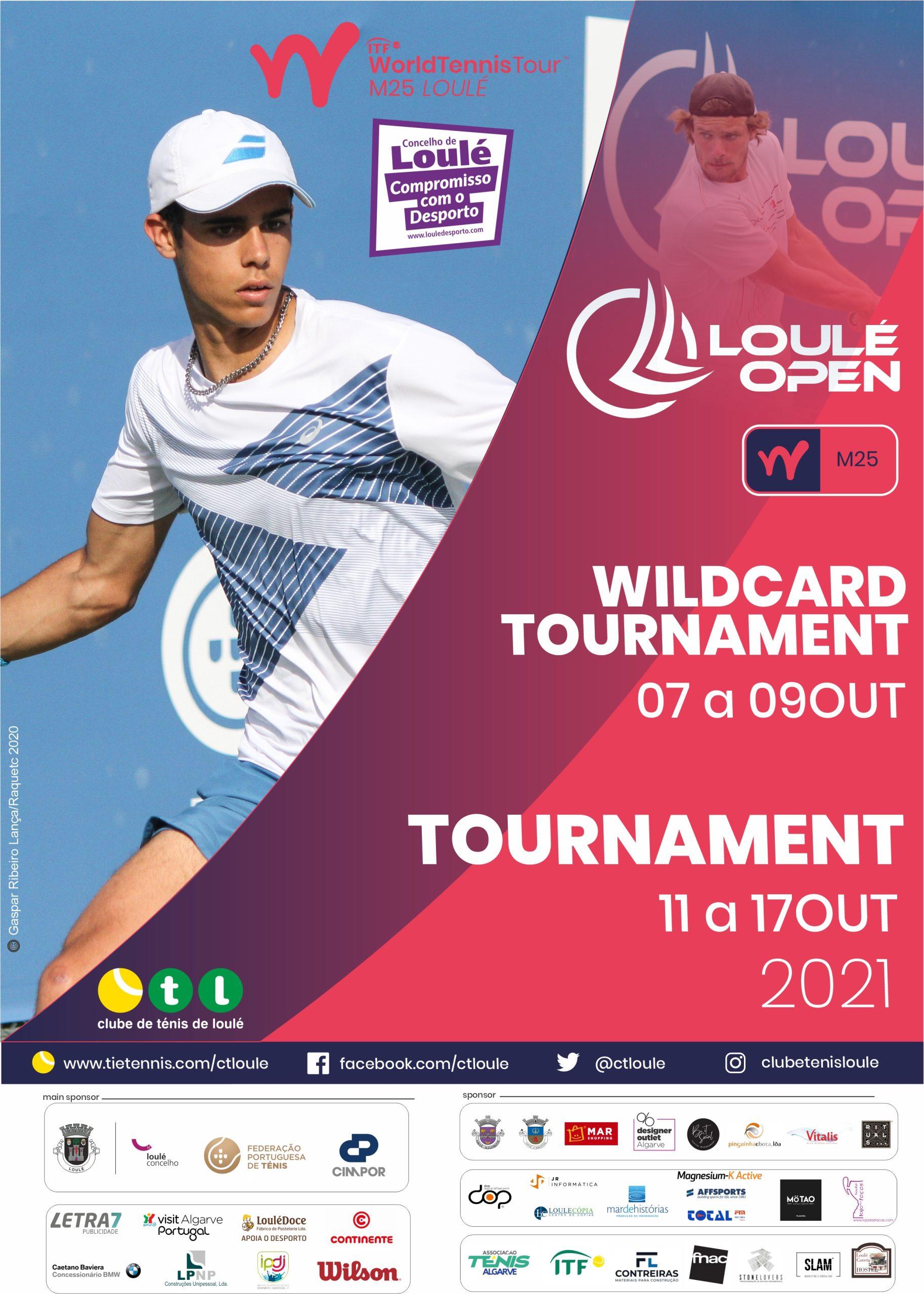 Loulé Open e Loulé Ladies Open 2021