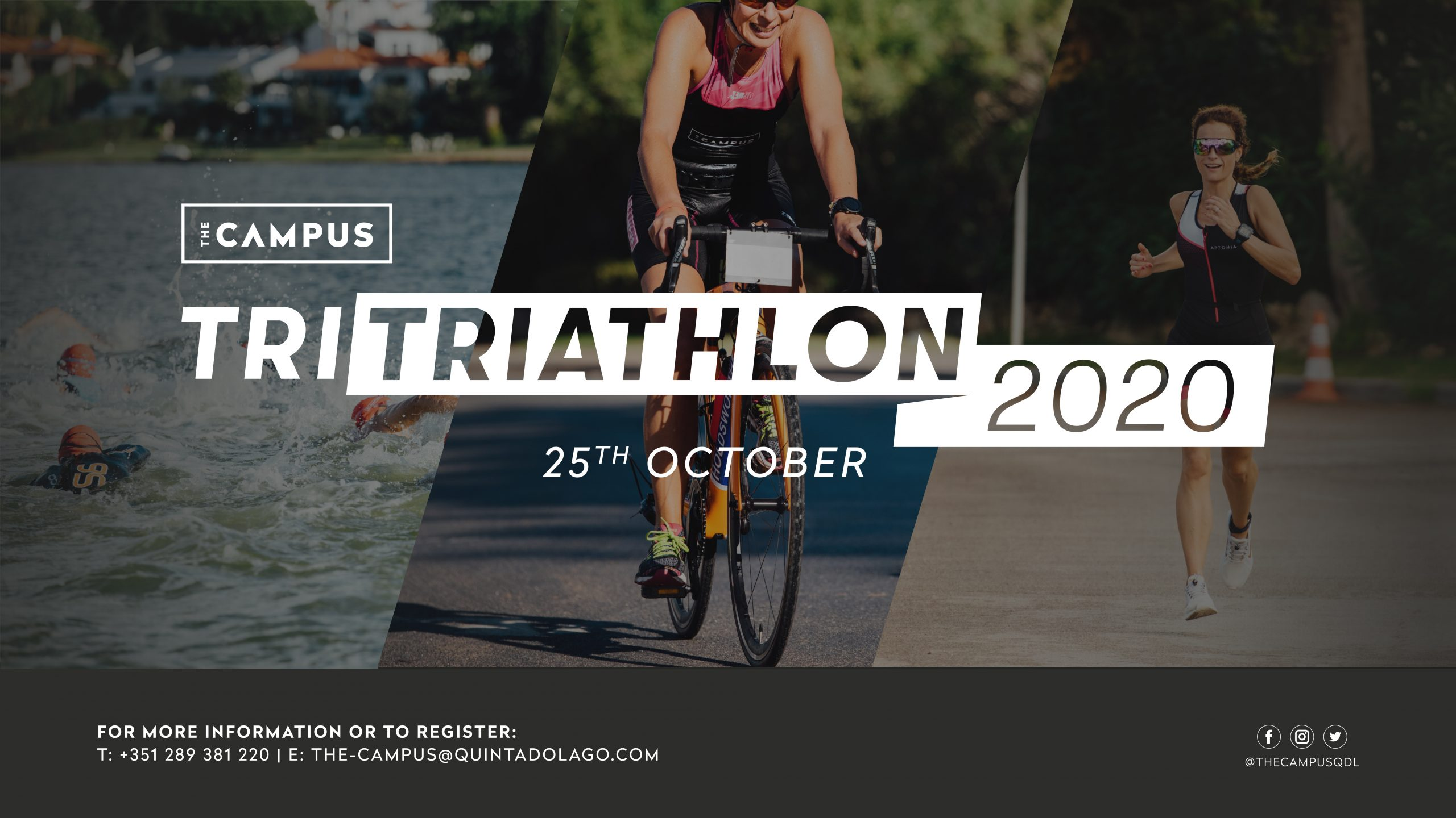 Tri Triathlon 2020 – The Campus
