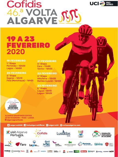 46.ª Volta ao Algarve Cofidis