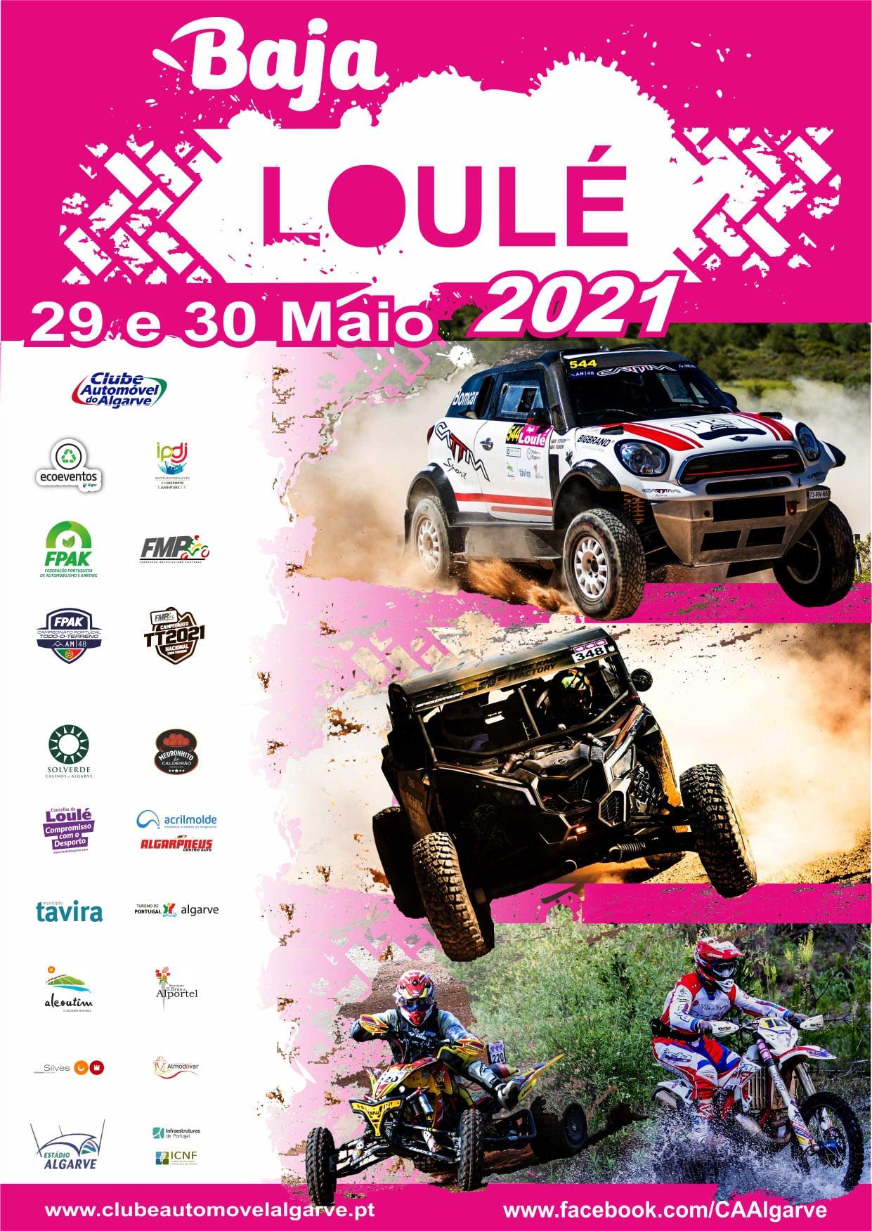 Baja Loule TT 2021